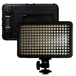 LEDカメラライト 198B
