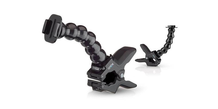 GoPro用 ジョーズフレックスクランプ