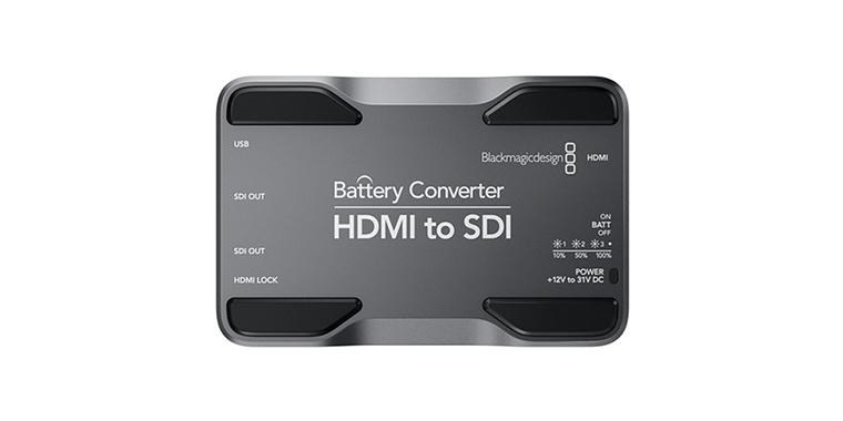 Battery Converter HDMItoSDI