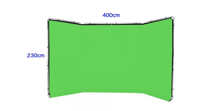 クロマキーグリーン