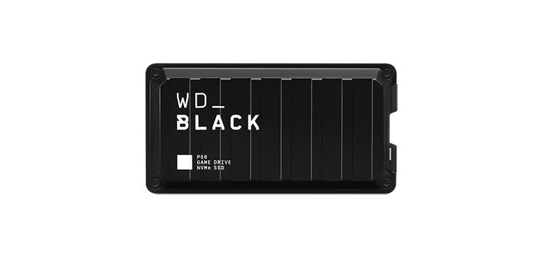 WD BLACK P50 SSD 4TB