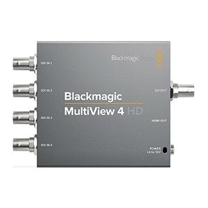 MultiView 4 HD [SDI4分割機]